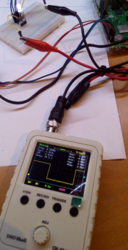 Oscilloscopio DIY Quimat